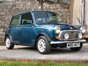 1994 'One Owner' Mini Mayfair On Just 22990 Miles In 25 Years! SOLD