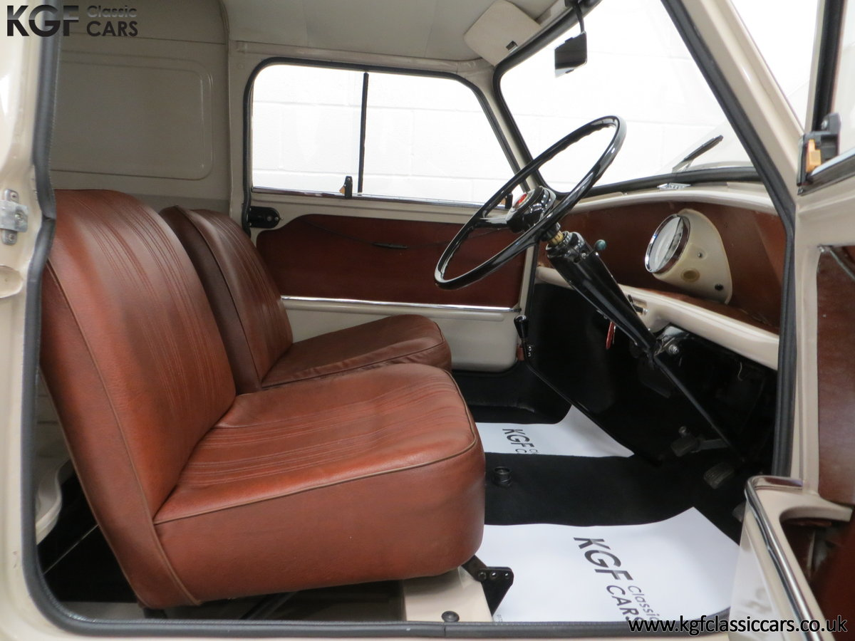 Classic MINI MK1 Interior Light Cover