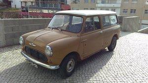 1960 Morris Mk1 Van