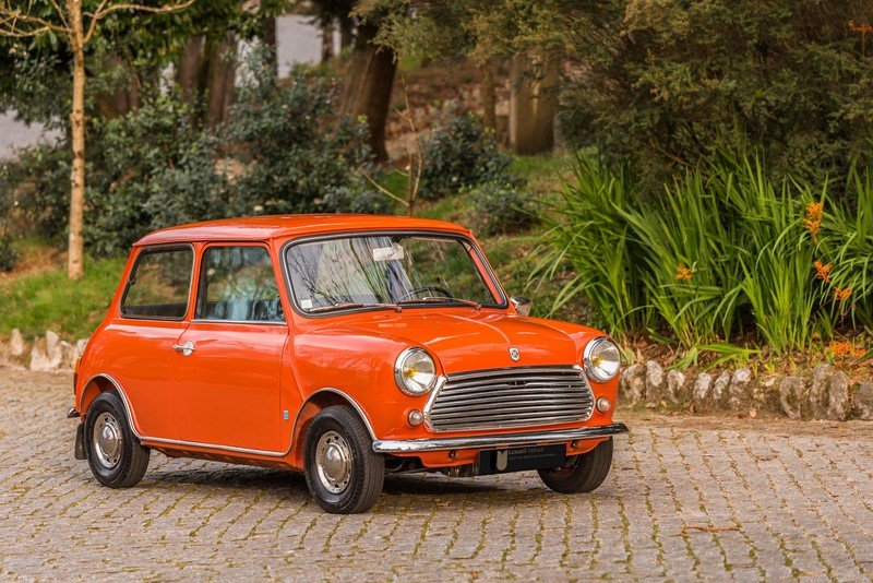 Lhd 1972 Austin Mini 1000 Special - Fully Restored For Sale (picture 1 of 6)