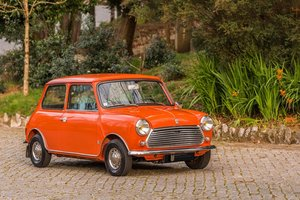 Lhd 1972 Austin Mini 1000 Special - Fully Restored