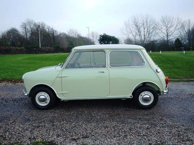 1963 Morris Cooper S (1071cc) For Sale (picture 3 of 6)