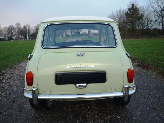 1963 Morris Cooper S (1071cc) For Sale (picture 4 of 6)