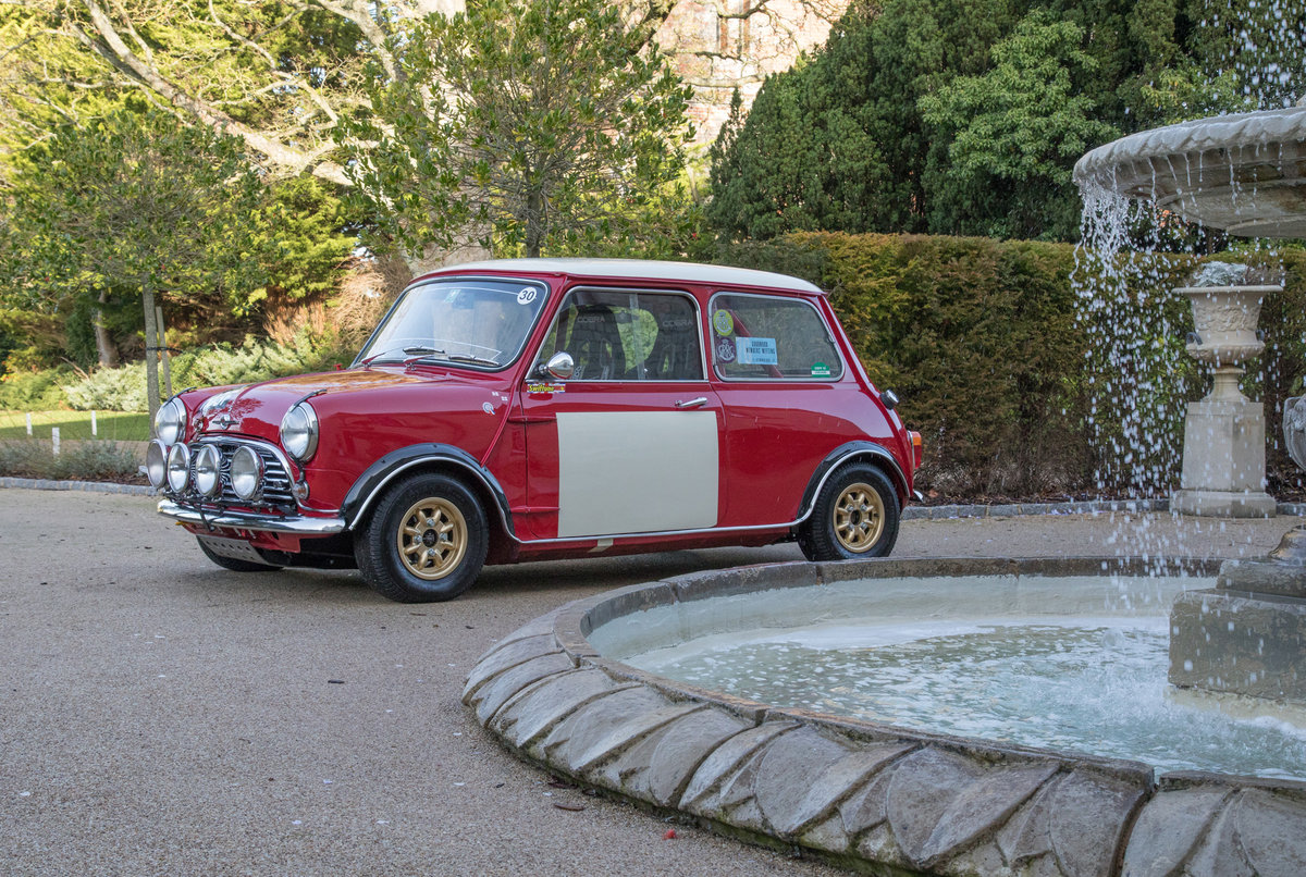 1967 Morris Mini Cooper MkI | Swiftuned Monte Carlo Car SOLD (picture 3 of 6)