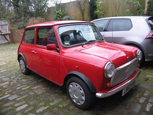 1993 Fabulous Mini Mayfair Showroom Condition For Sale