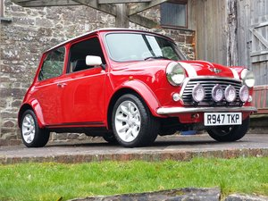 1998 Immaculate Mini Cooper Sport On Just 19700 From New