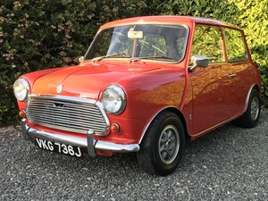 1971 Austin Mini Cooper S Re-creation Supercharged