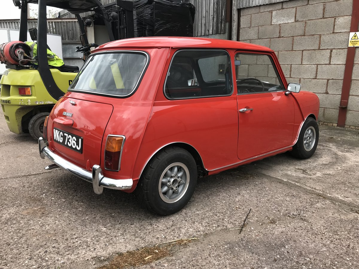 1971 Austin Mini Cooper S Re-creation Supercharged For Sale (picture 2 of 6)