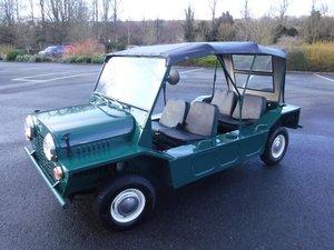 **MARCH AUCTION**1967 Mini Moke