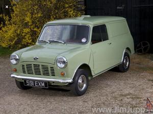 1959 MINI barn find Cooper S, 1275GT, MINI VAN & PICKUP