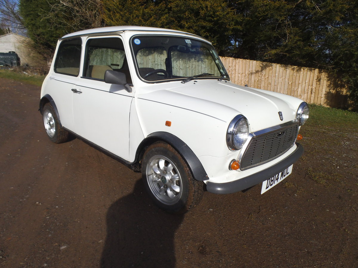 1986 MINI MAYFAIR ONE PREVIOUS OWNER FROM NEW For Sale (picture 1 of 6)