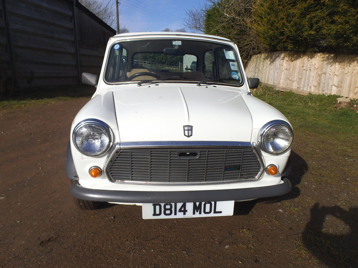 1986 MINI MAYFAIR ONE PREVIOUS OWNER FROM NEW For Sale (picture 2 of 6)