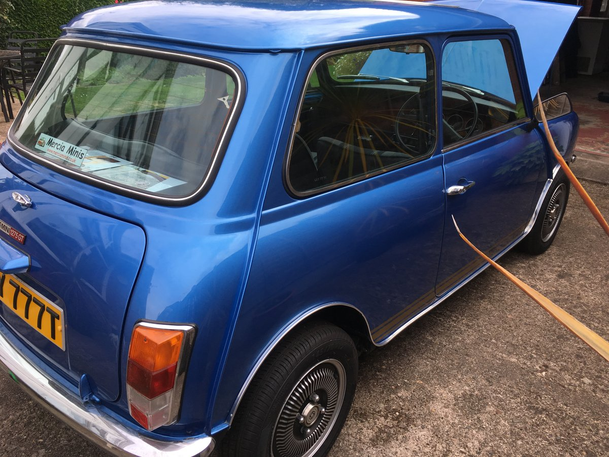 1979 Mini Clubman1275gt For Sale (picture 1 of 6)