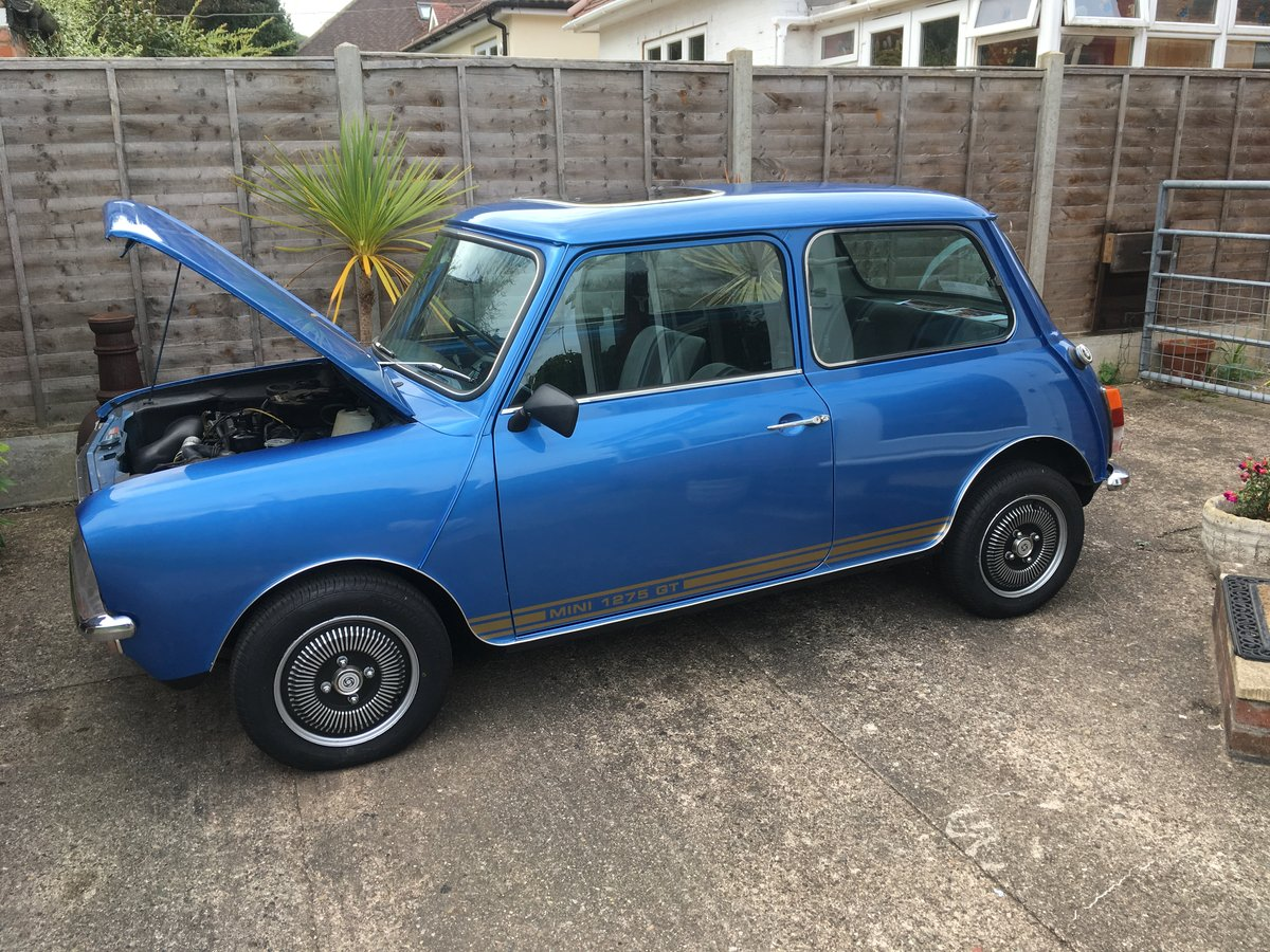 1979 Mini Clubman1275gt For Sale (picture 2 of 6)
