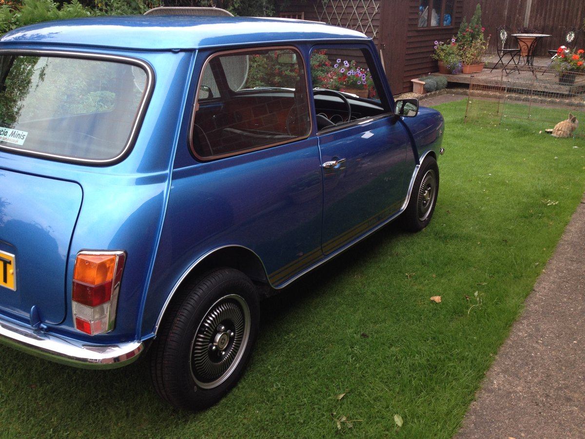 1979 Mini Clubman1275gt For Sale (picture 4 of 6)