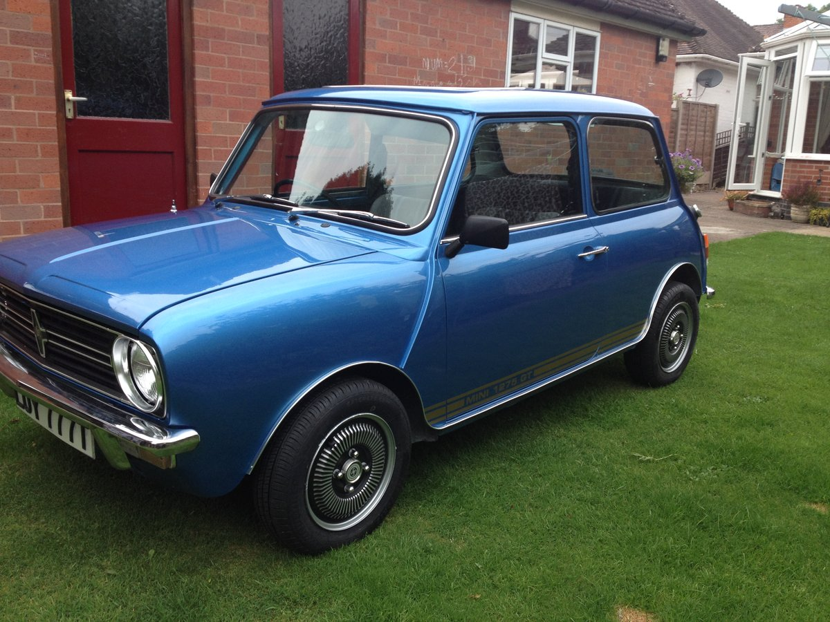 1979 Mini Clubman1275gt For Sale (picture 5 of 6)
