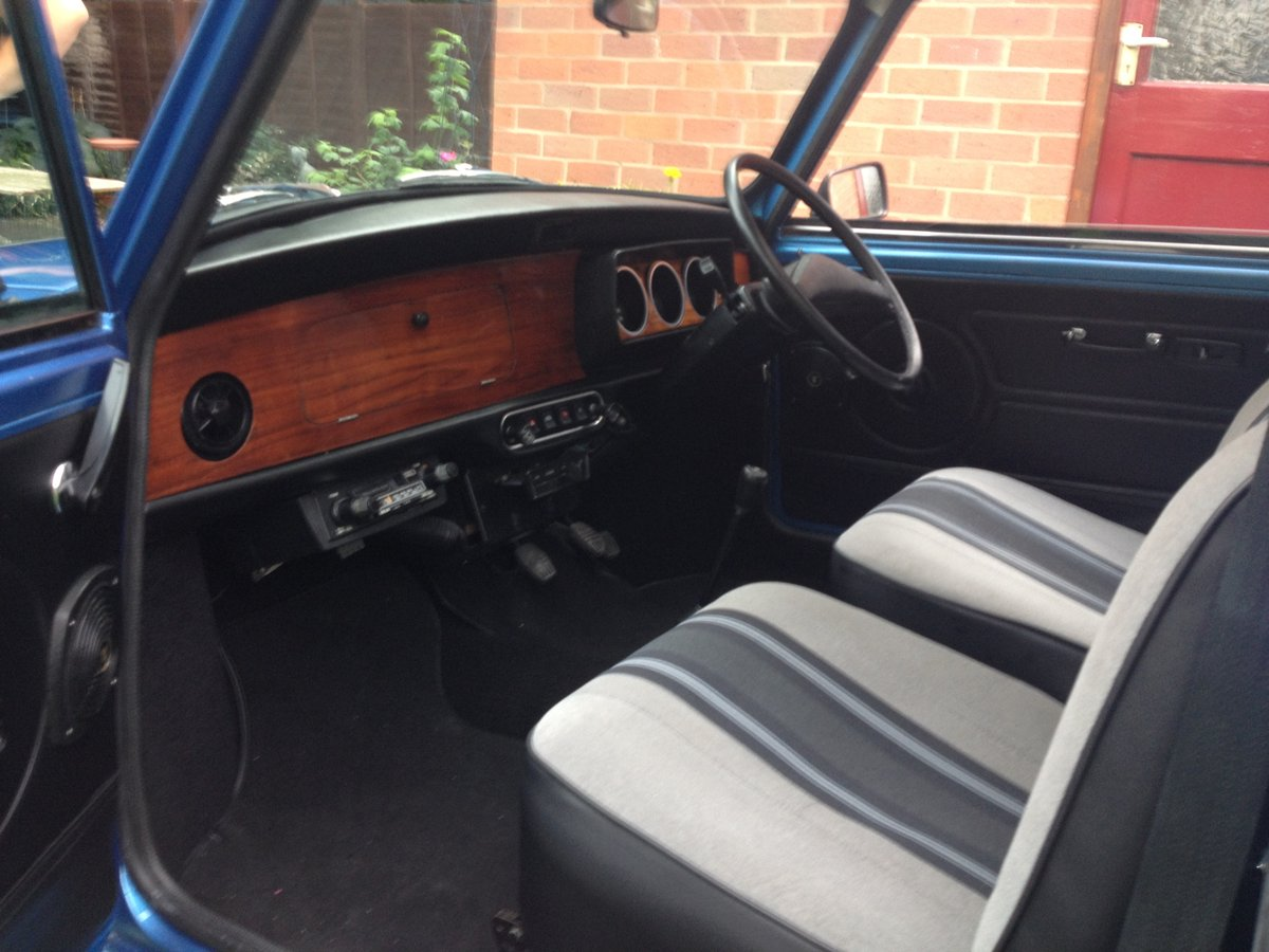 1979 Mini Clubman1275gt For Sale (picture 6 of 6)