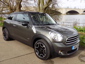 2013 MINI COOPER D ALL 4 PACEMAN - CHILLI PACK SOLD