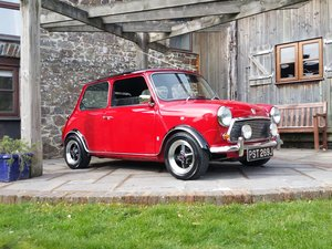 1995 Stunning 1293 cc 85 BHP Fast Road Mini SOLD