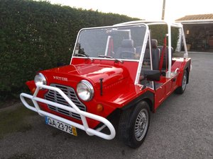 1988 PORTUGUESE MINI MOKE LHD 23550KM SINCE NEW