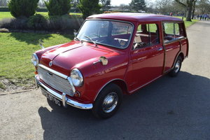 1969 Mini Morris Traveller Auto For Sale by Auction