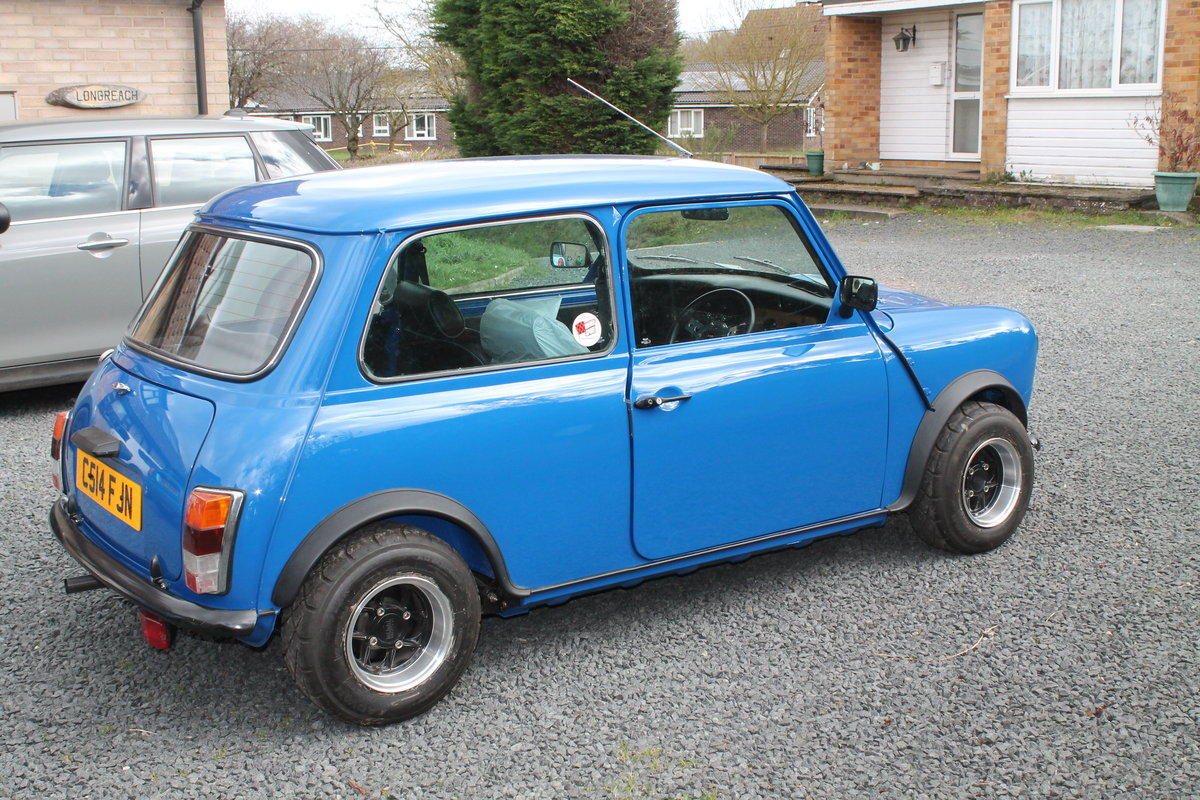 1985 Mini 998 Sold Car And Classic