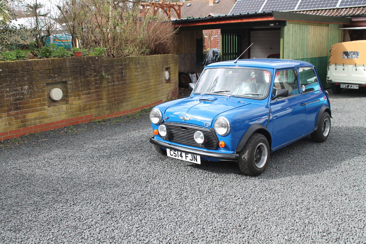 1985 mini 998 SOLD (picture 2 of 6)