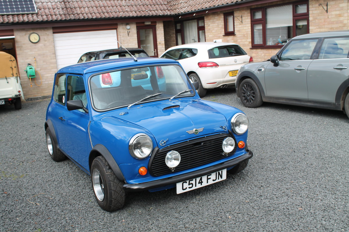 1985 mini 998 SOLD (picture 3 of 6)