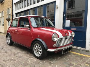 1986 Mini Mayfair - Restored Condition SOLD