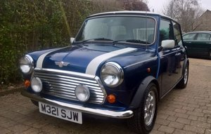 1995 Mini Cooper 1.3L For Sale by Auction