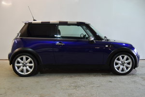 2004 Mini Cooper S (R53) Lovely Car And History For Sale