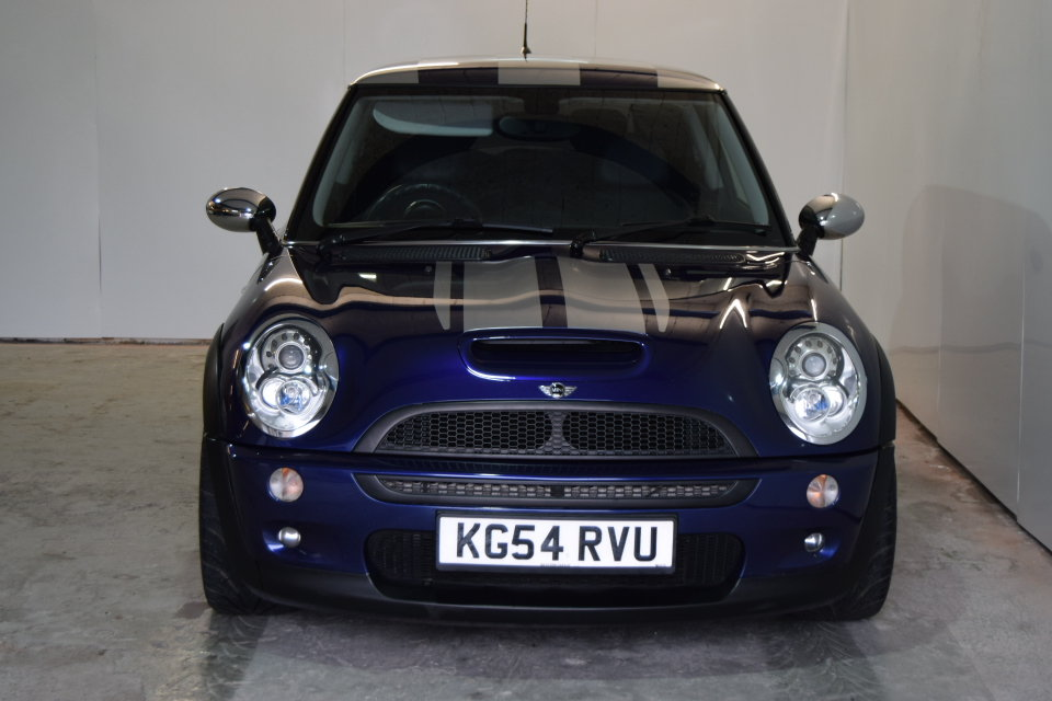 2004 Mini Cooper S R53 Lovely Car And History Sold Car And Classic