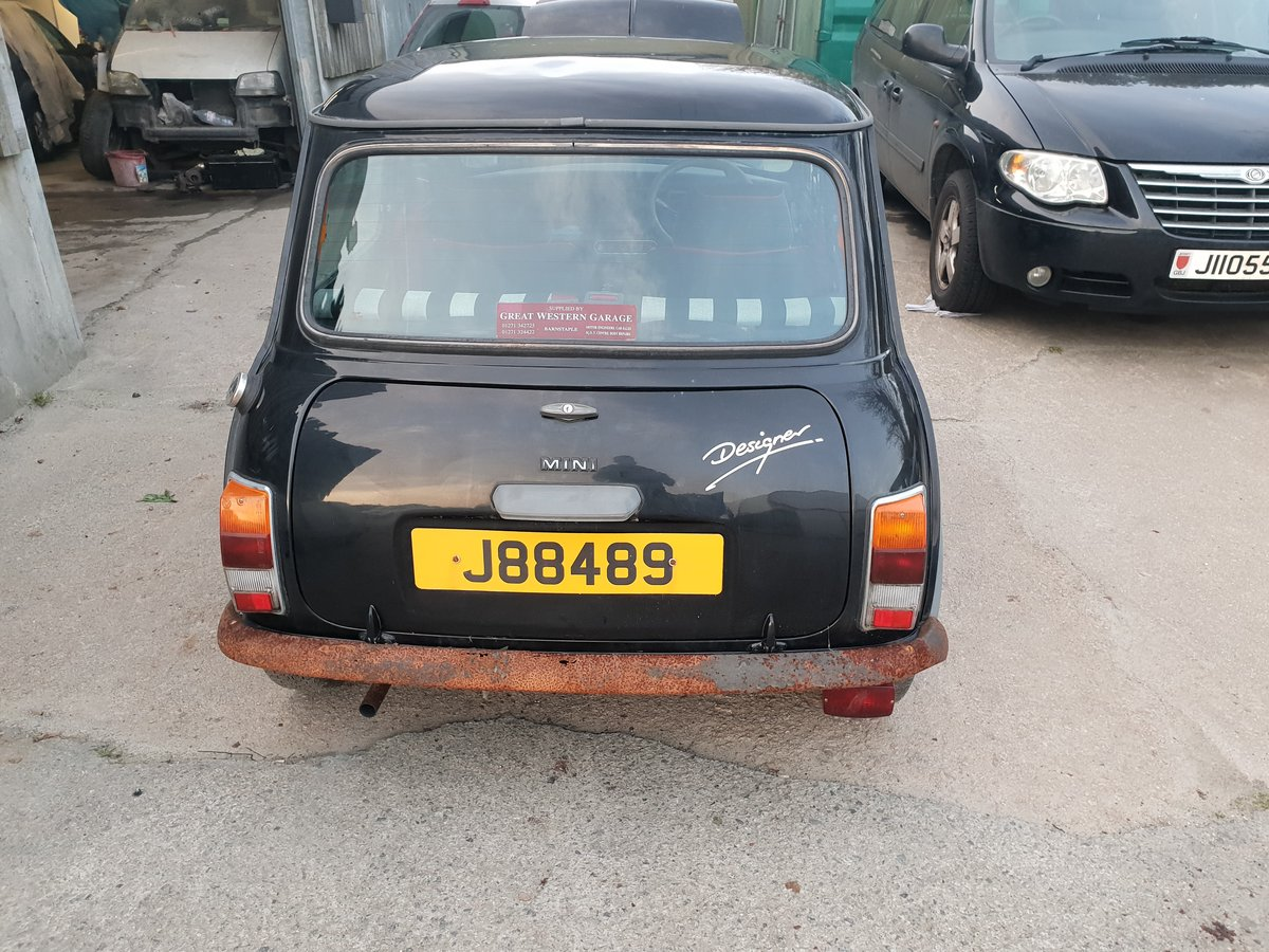 1988 Classic mini MaryQuant with only 37k on the clock. For Sale (picture 2 of 6)