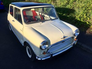 1966 mini cooper s mk1 1275