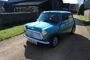 1998 Mini MPI Finished In Hawaiian Blue (Low Miles)  SOLD