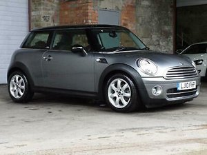2010 Mini Hatch Cooper 1.6 Cooper D Graphite 3DR