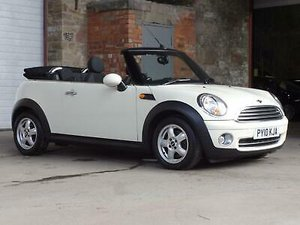 Picture of 2010 Mini Convertible 1.6 One Convertible SOLD