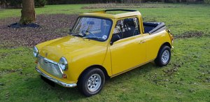 1979 Mini 1000 Convertible For Sale