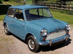 MINI MK1 WANTED 1959-1967 COOPER VAN WOODY PICKUP VAN For Sale