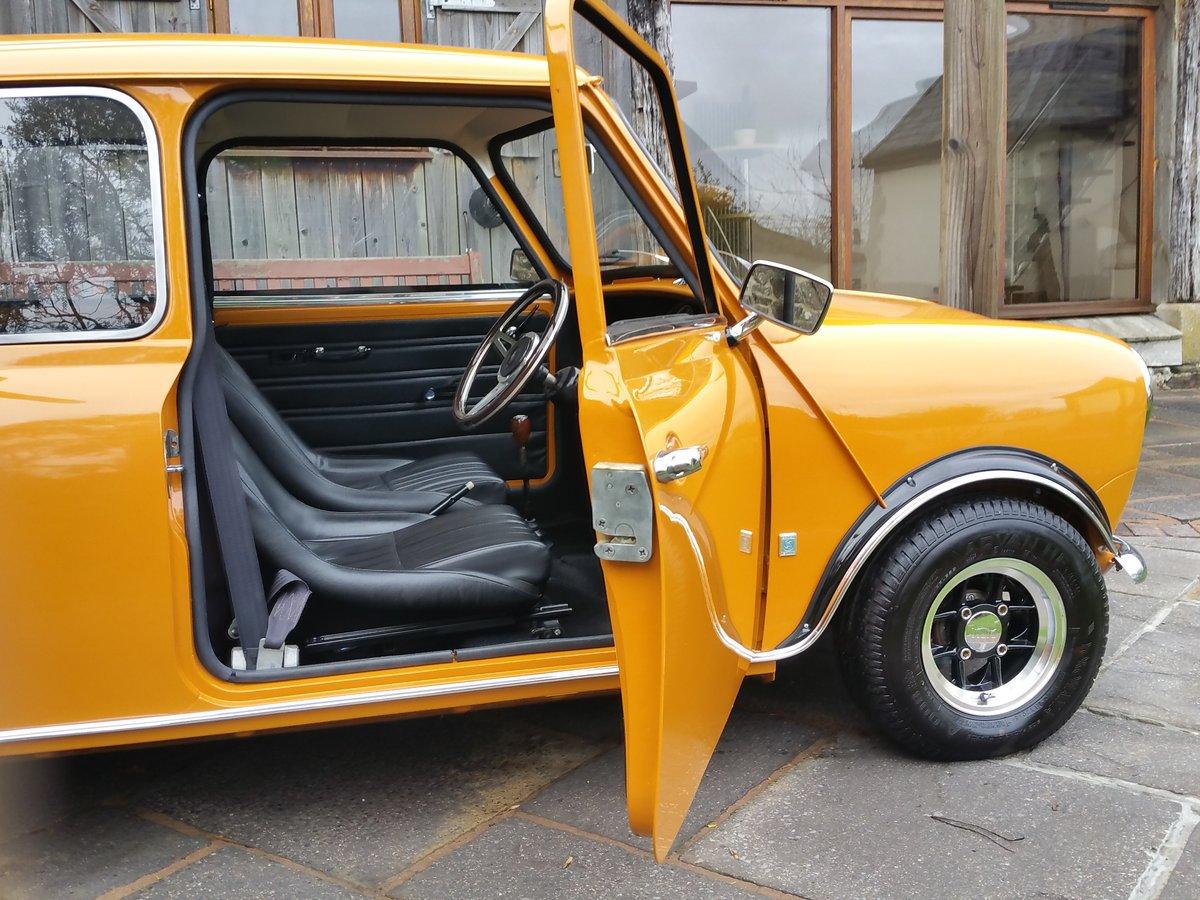 Amazing 1970 Mk 3 Fast Road 1330 cc Mini. For Sale (picture 4 of 6)
