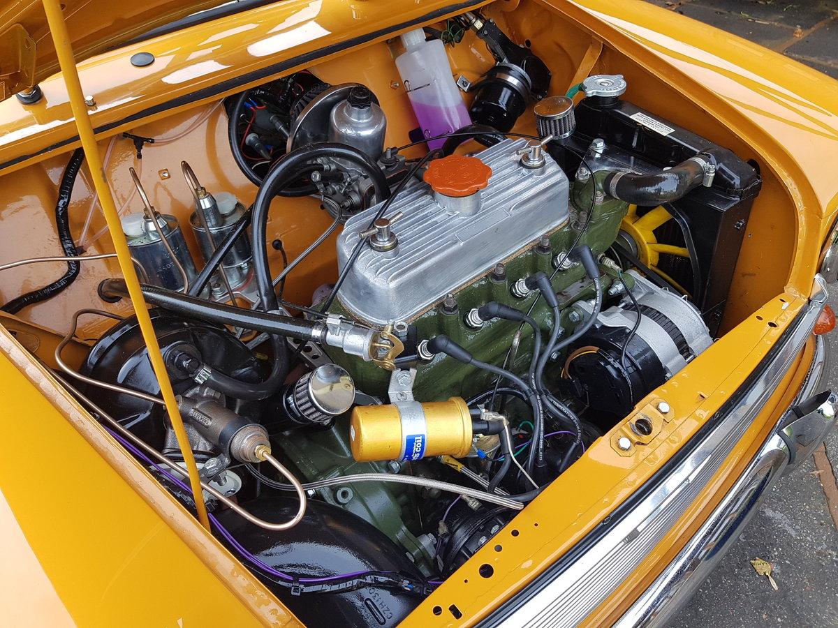 Amazing 1970 Mk 3 Fast Road 1330 cc Mini. For Sale (picture 6 of 6)