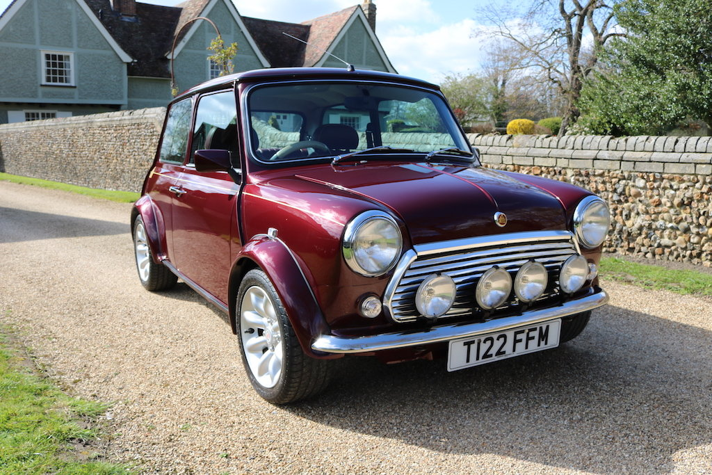 1999 Mini 40th Anniversary LE In Fabulous Condition  SOLD (picture 1 of 6)