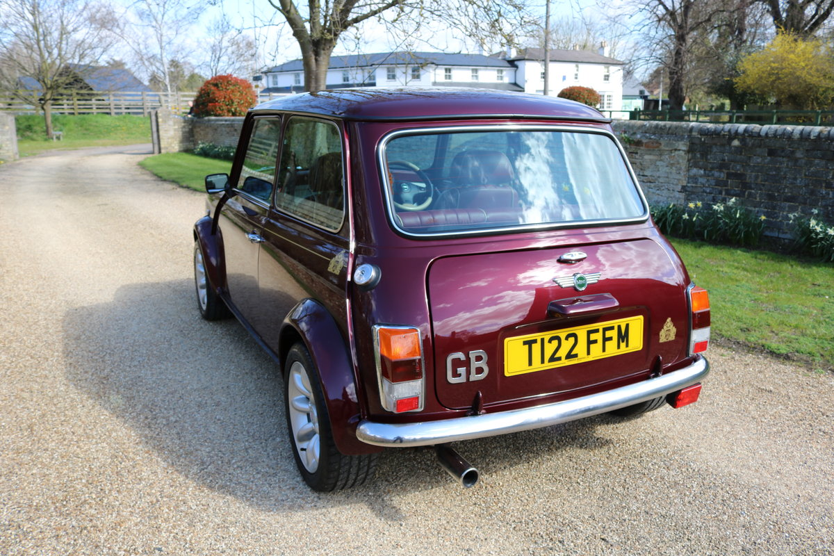 1999 Mini 40th Anniversary LE In Fabulous Condition  SOLD (picture 2 of 6)