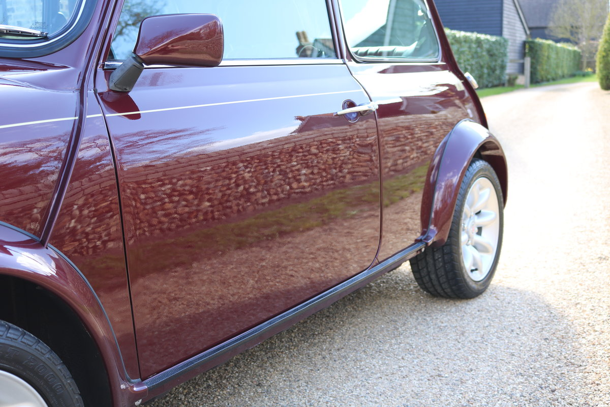 1999 Mini 40th Anniversary LE In Fabulous Condition  SOLD (picture 6 of 6)