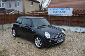 2006 MINI Hatch 1.6 Cooper 3dr PETROL MANUAL LOW MILES For Sale
