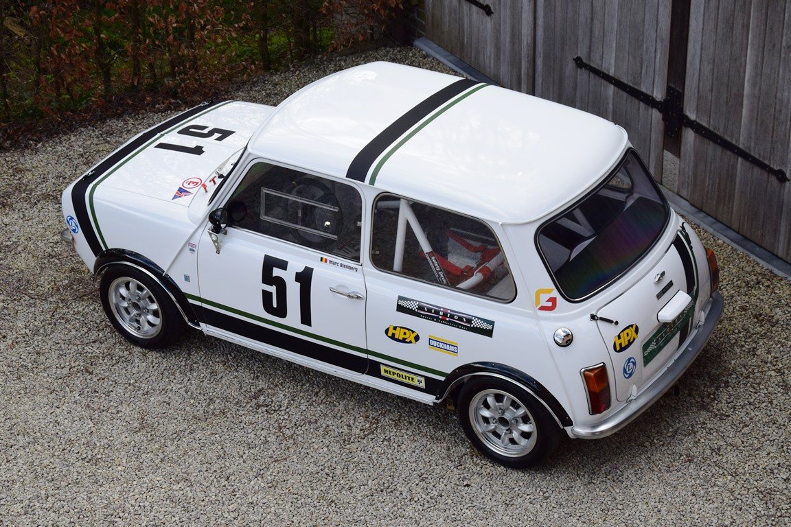 1971 Mini Clubman 1275 GT Group 2 historic racecar For Sale (picture 3 of 6)