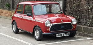 1981 Mini City 1275 fast road For Sale