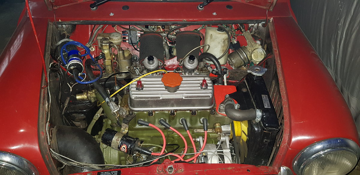 1981 Mini City 1275 fast road SOLD (picture 3 of 5)