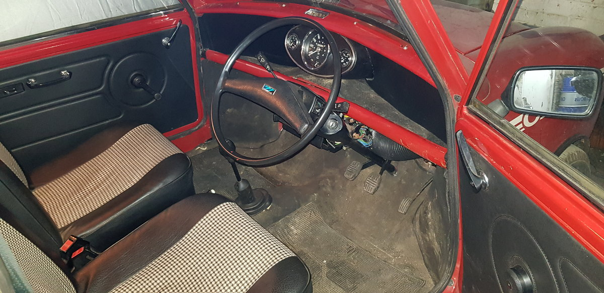 1981 Mini City 1275 fast road SOLD (picture 4 of 5)