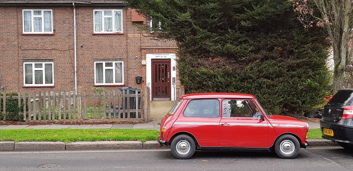 1981 Mini City 1275 fast road SOLD (picture 5 of 5)